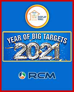 Year of Big Targets