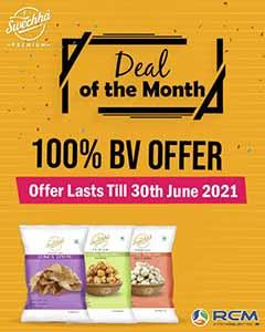 100% BV offer