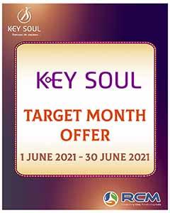Key Soul target month offer