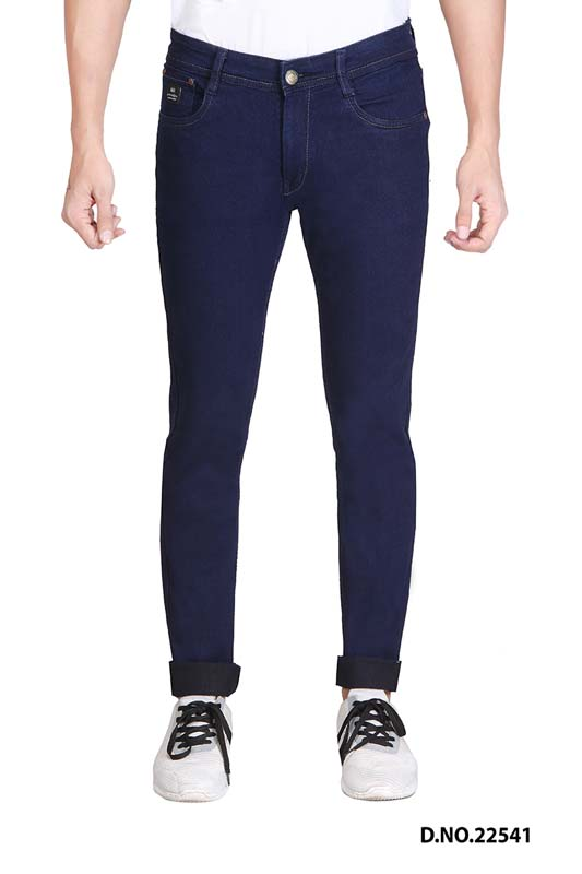 UTD JET LYCRA-D V SPRAY KNITTED DENIM