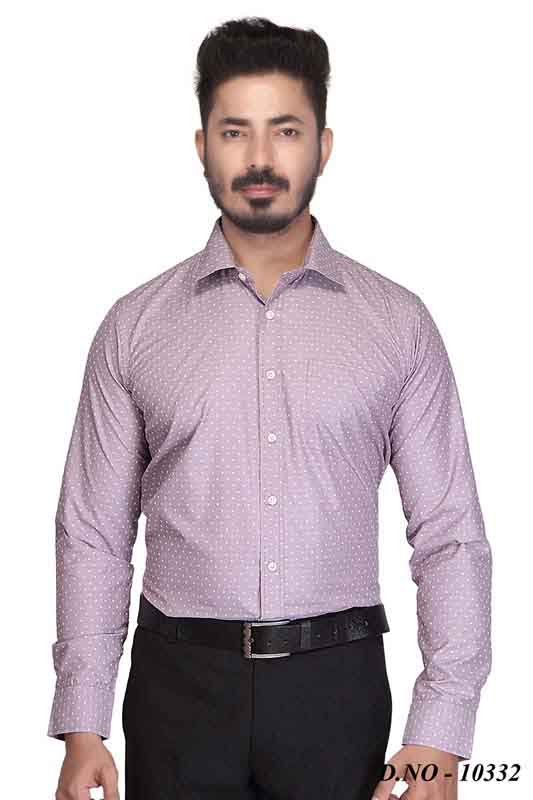 WF NEW 01-MAGENTA FORMAL SHIRT