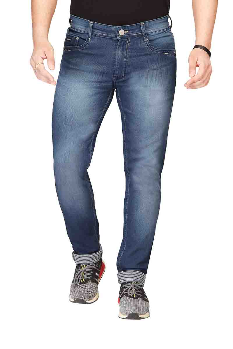 UTD STYLE 1215-OD TINT SPRAY KNITTED DENIM