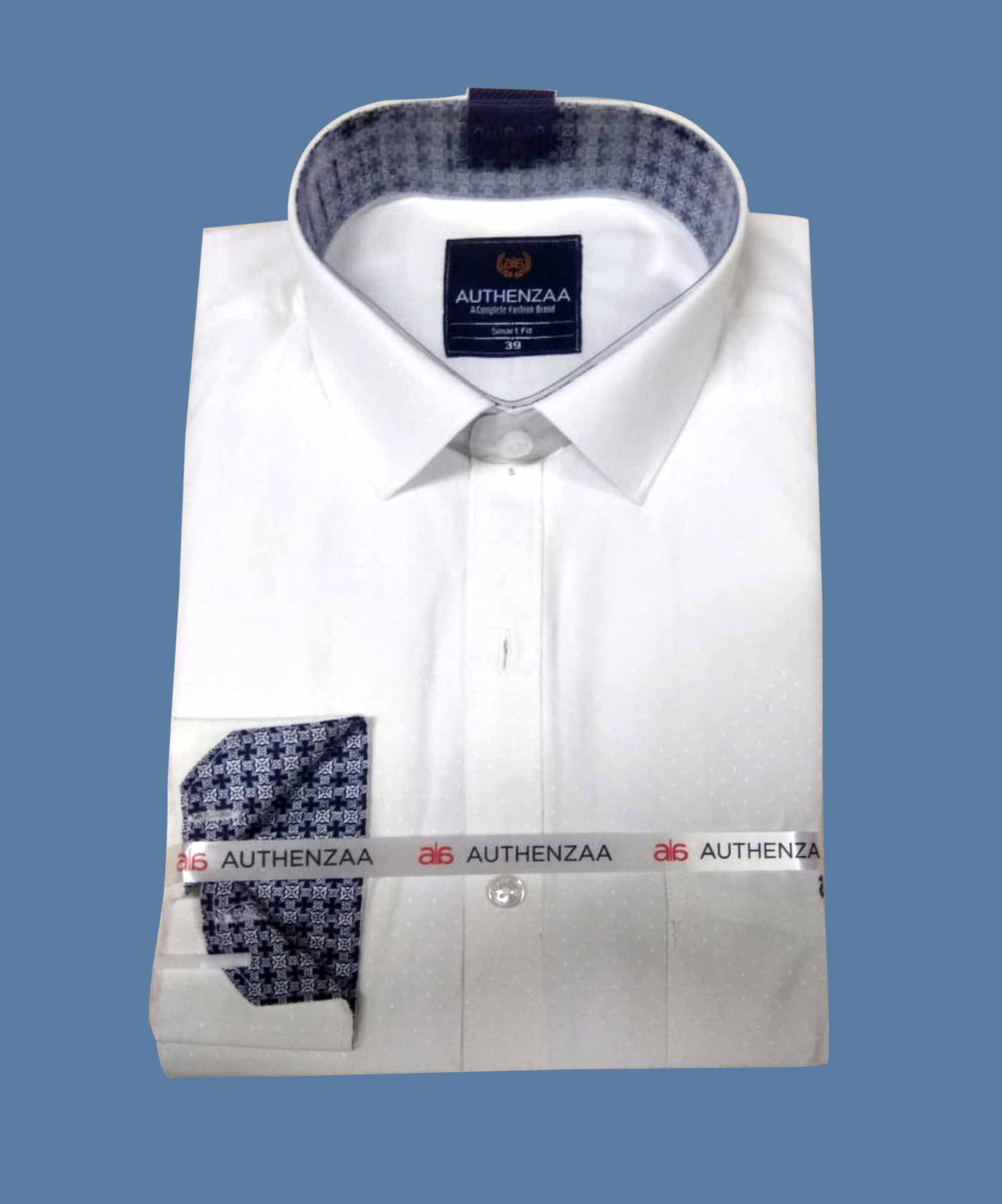 BT FEB 01-D NO 1 FORMAL SHIRT