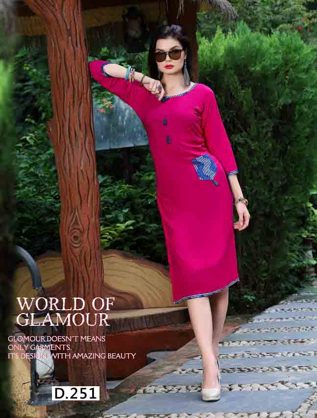 SMC STREE 01-D NO 1 WOMEN KURTI