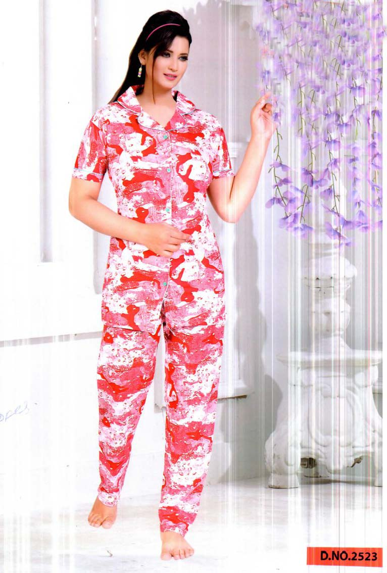WMN NIGHT SUITS-D NO 2523-KC MAY 499