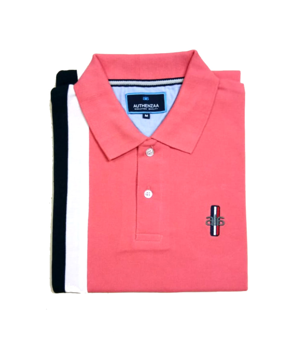 AI CS 129-CARROT POLO T SHIRT