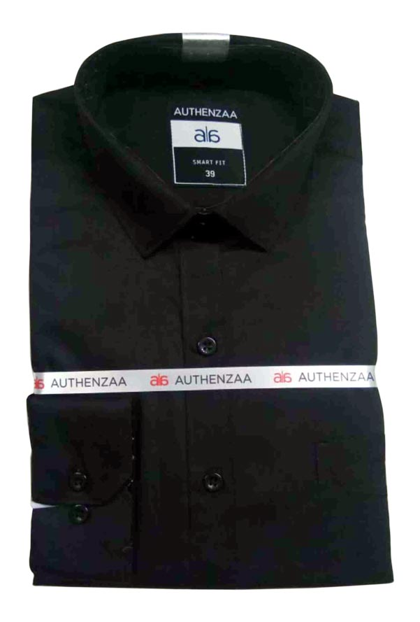 BT SEASON FEB 01-BLACK FORMAL SHIRT