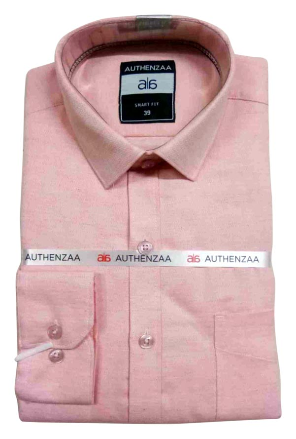BT MAAN FEB 01-PINK FORMAL SHIRT