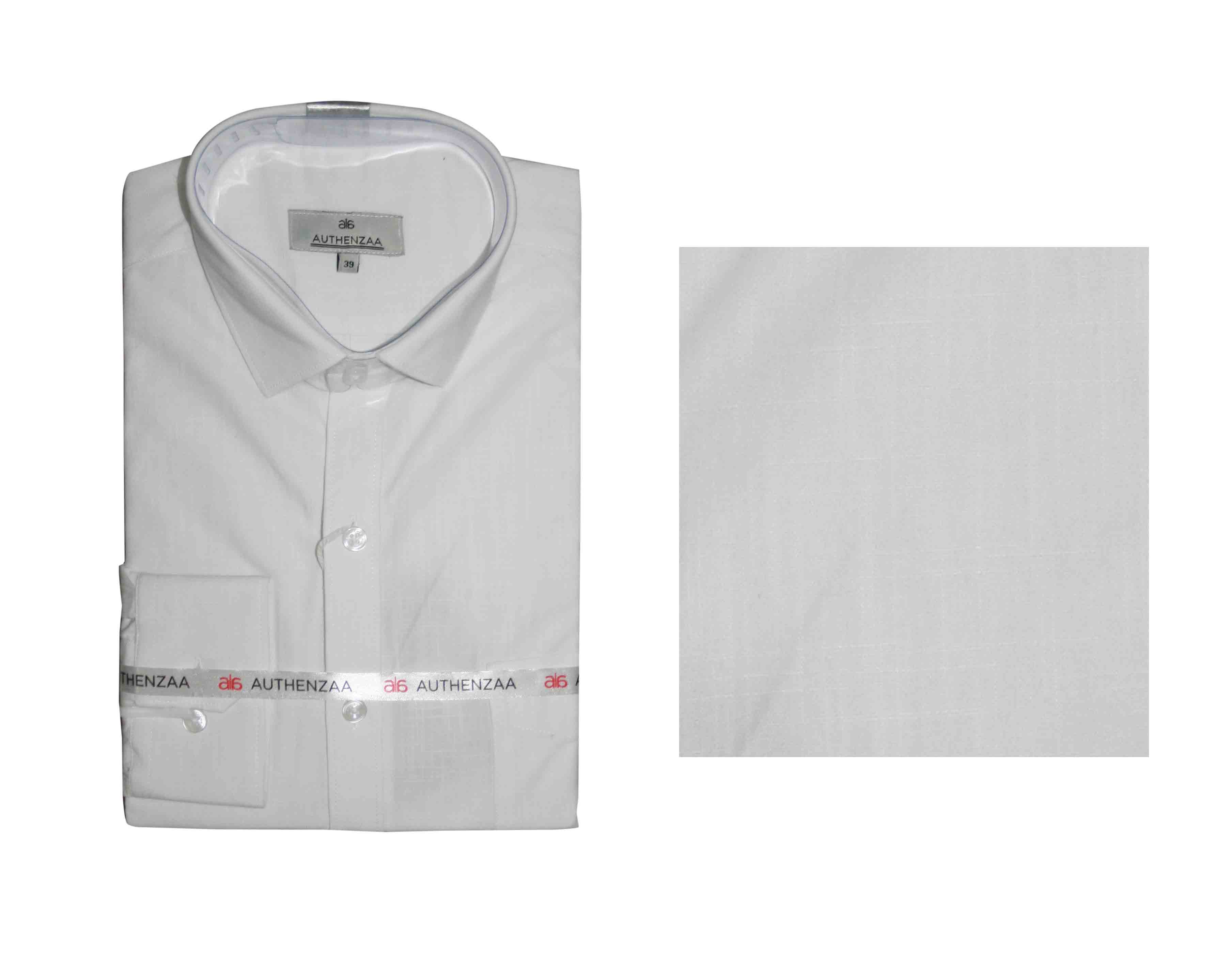 BT APL SHYAM 01-WHITE 01 FORMAL SHIRT