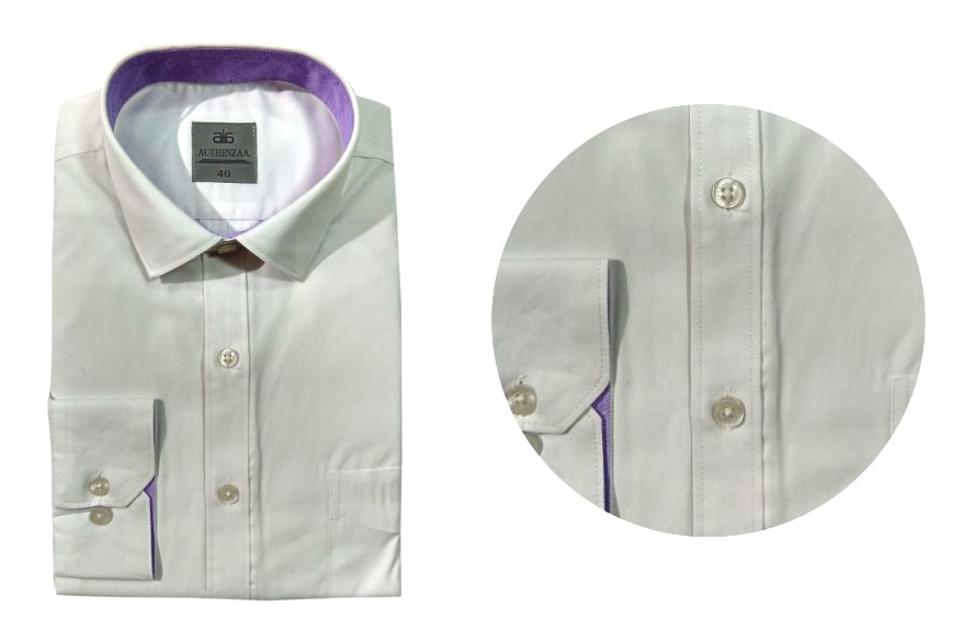 BT APL SHYAM 01-WHITE 03 FORMAL SHIRT