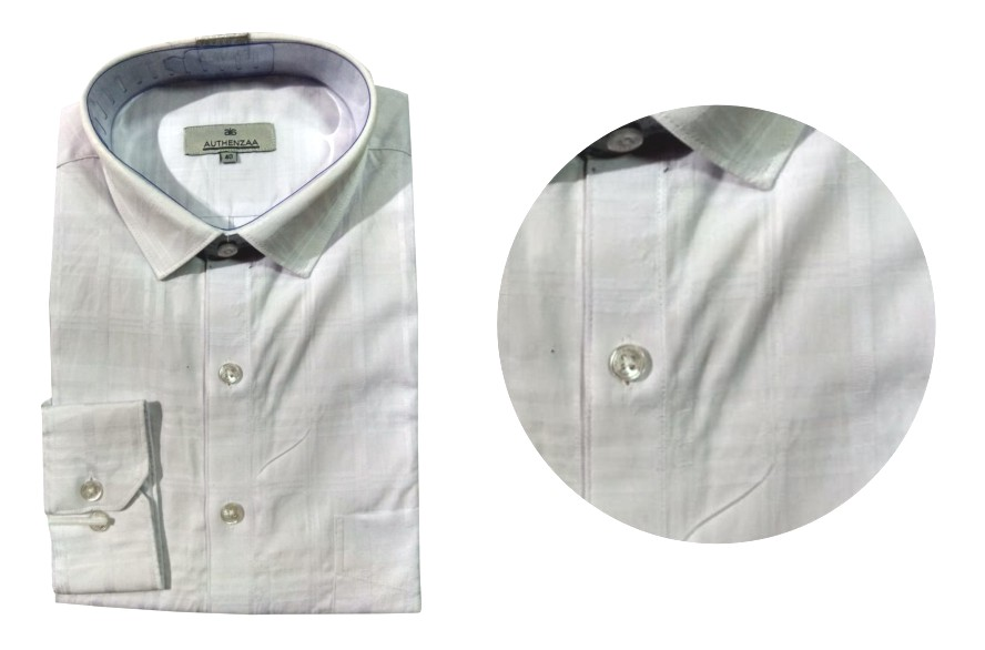 BT APL SHYAM 01-WHITE 05 FORMAL SHIRT