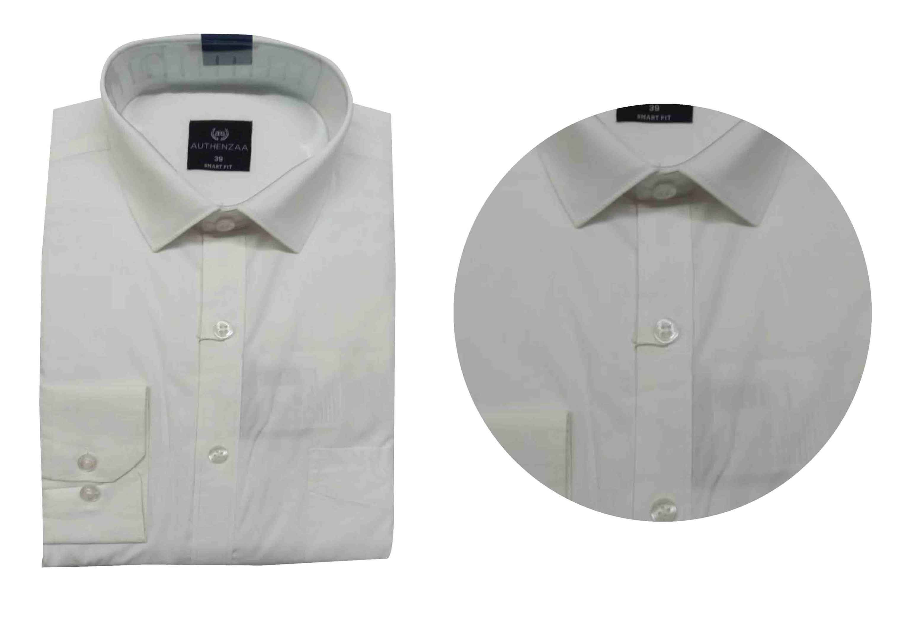 BT APL SHYAM 01-WHITE 06 FORMAL SHIRT
