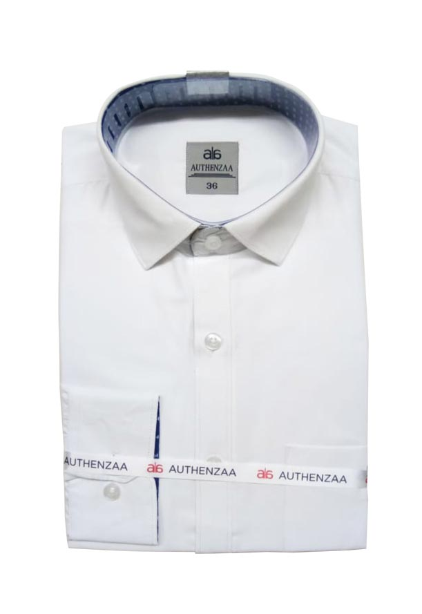 BT APL 2019-WHITE FORMAL SHIRT