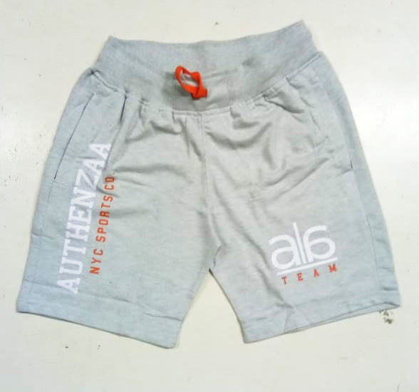 SH GRINDLE 01-GRAY 2-MN SHORTS