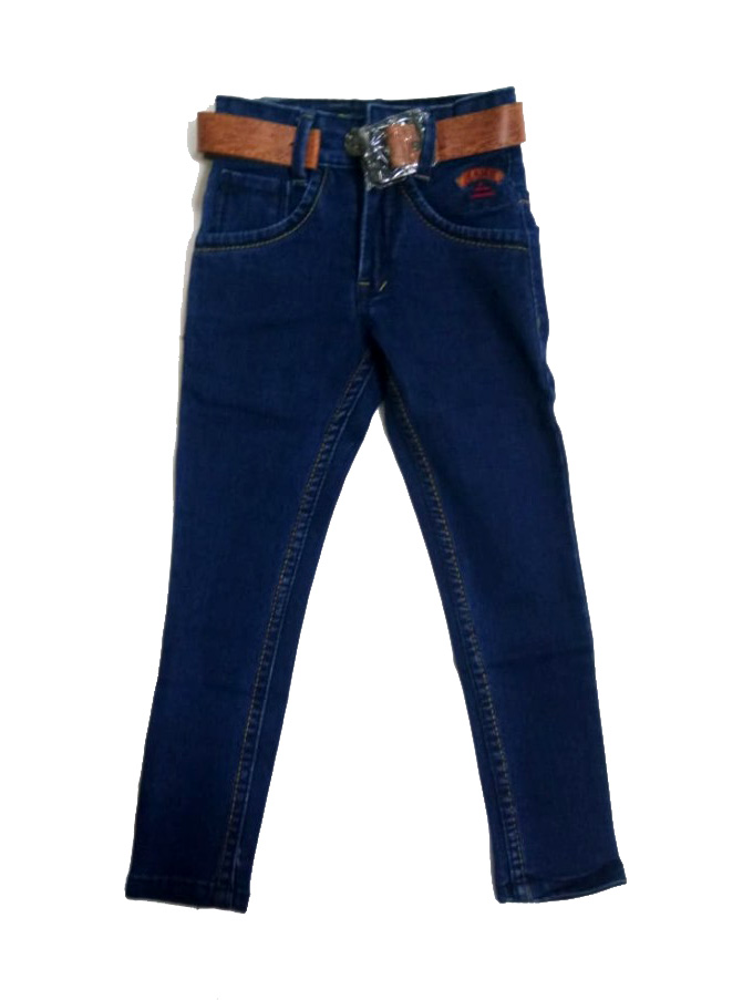 AVT DNO 205 BIG -BLUE-KIDS JEANS