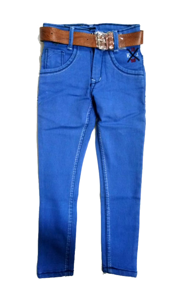 AVT DNO 205 SMALL -DARK BLUE-KIDS JEANS