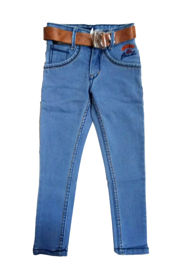 AVT DNO 205 SMALL -LIGHT BLUE-KIDS JEANS