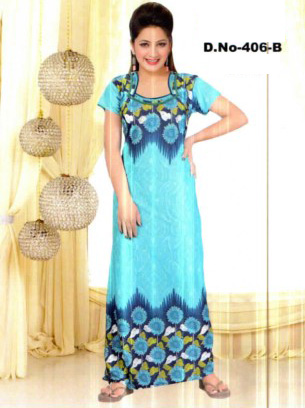WMN NIGHTY-BLUE-KS MAY DNO 406