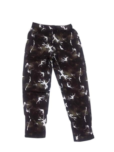 SOMAYA  D NO 4-BROWN WOMEN PANT