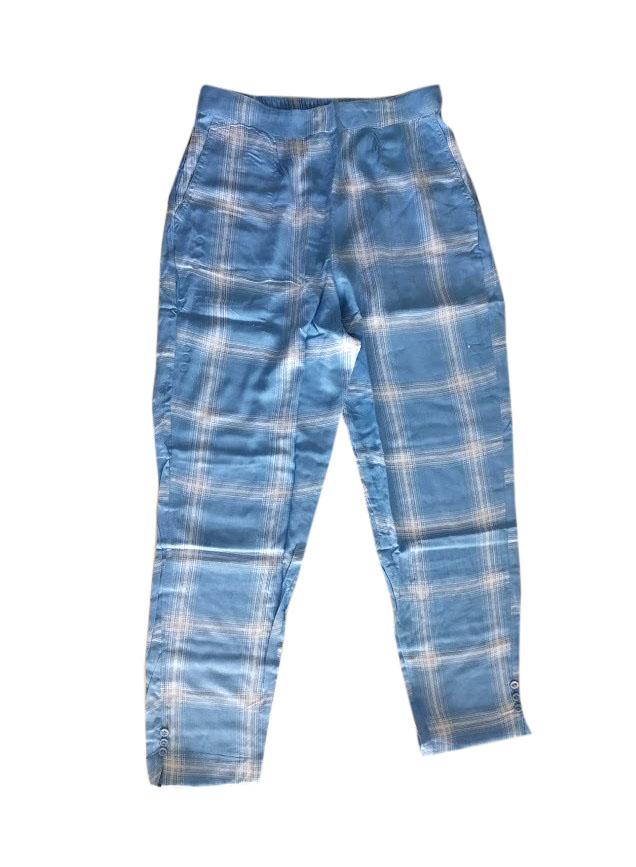 SOMAYA D NO 5-SKY BLUE WMN PANT