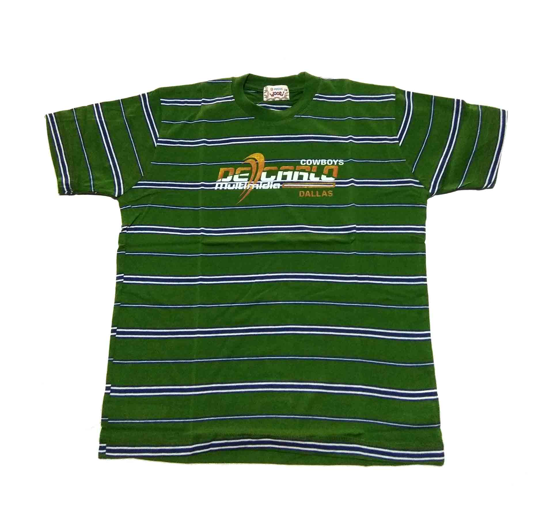 KT MAY DECARLO 2019-GREEN KIDS T SHIRT