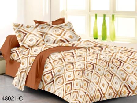 KING SIZE DOUBLE  BEDSHEET-SOLITAIRE JUNE 01-D NO 2