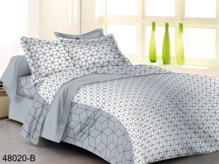KING SIZE DOUBLE BEDSHEET-SOLITAIRE JUNE 01-D NO 4