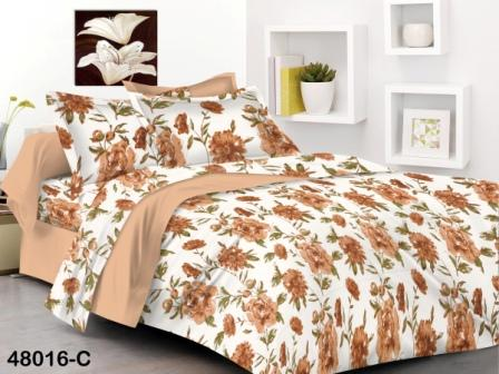 KING SIZE DOUBLE  BEDSHEET-SOLITAIRE JUNE 01-D NO 5