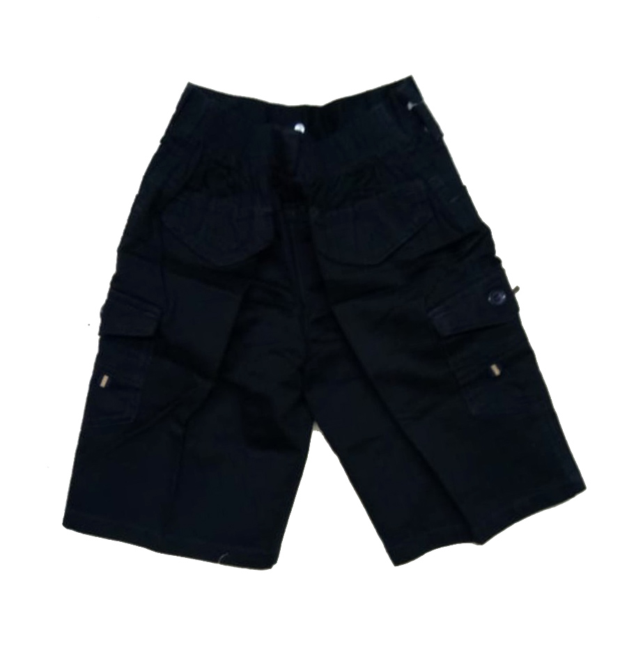 AARUSH DENIM 17-NAVY-KIDS SHORTS AND 3/4TH