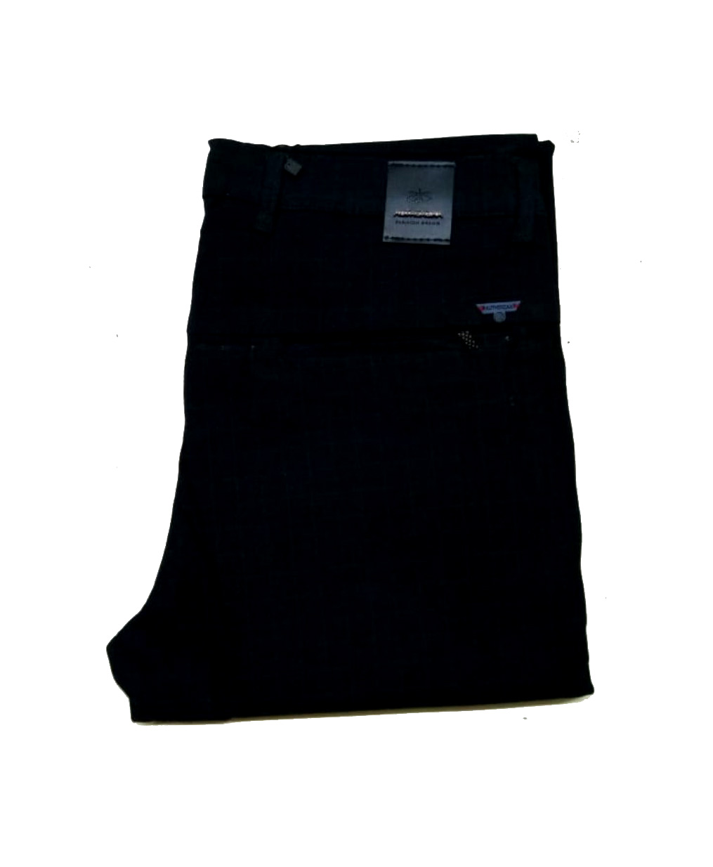 UTD D TELEGRAM-BLACK MEN'S CASUAL TROUSER