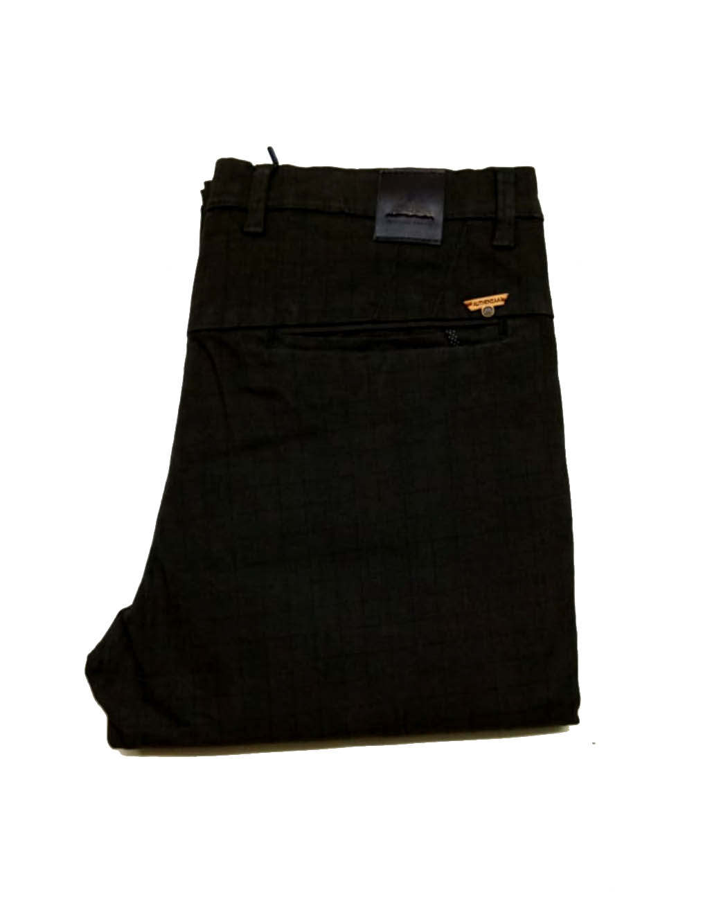 UTD D TELEGRAM-COFFEE MEN'S CASUAL TROUSER