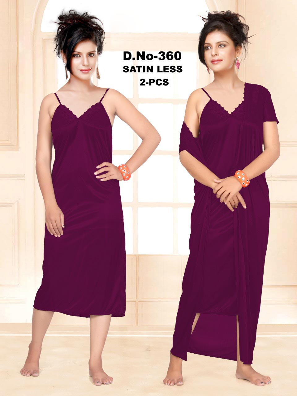 TWO PIECE NIGHTY-D NO 10-KC JULY 360