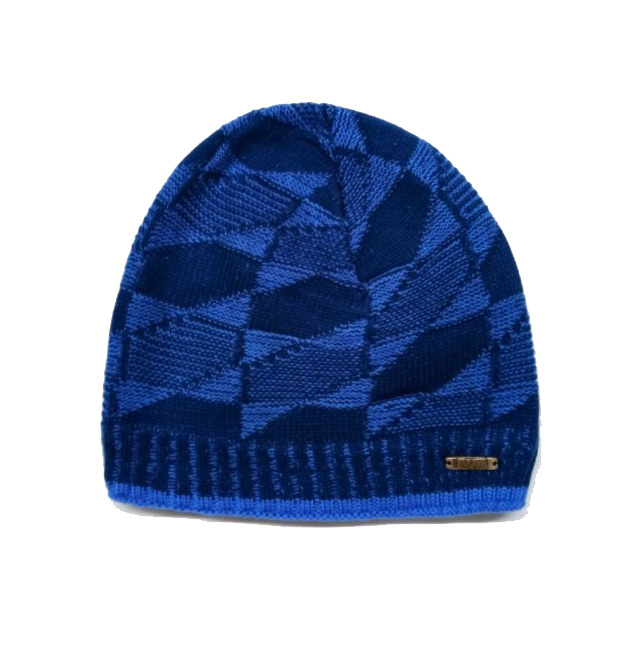 MNC K MULTY D NO 1-BLUE MEN WINTER CAP