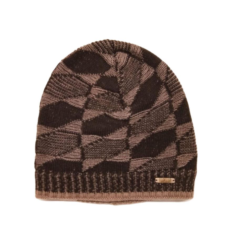 MNC K MULTY D NO 1-BROWN MEN WINTER CAP