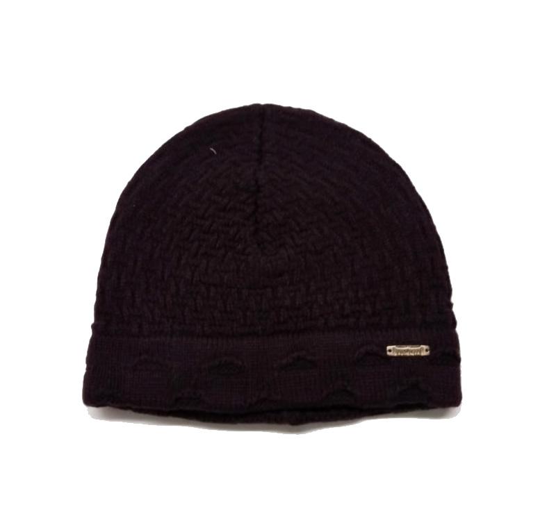 MNC K 85-2-PURPLE MEN WINTER CAP