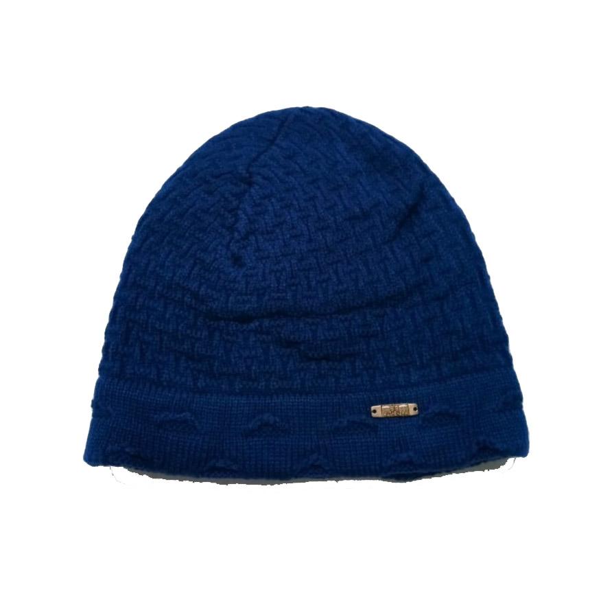 MNC K 85-2-BLUE MEN WINTER CAP