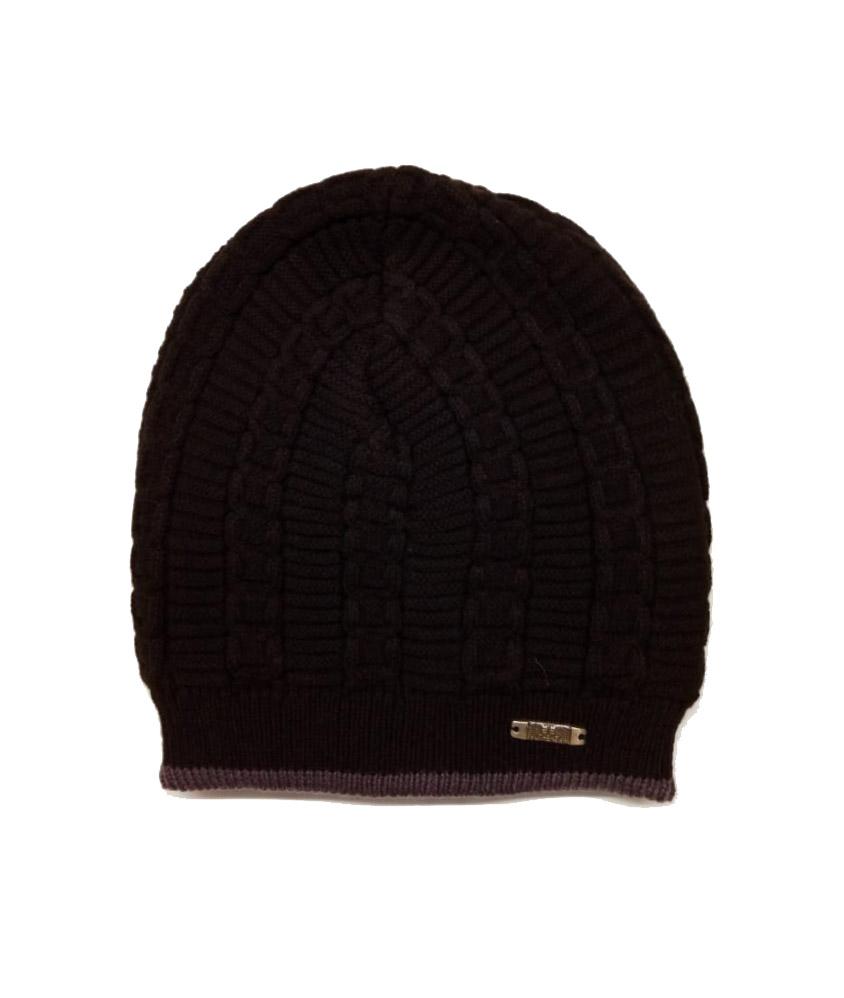 MNC CORAL 01-BROWN MEN WINTER CAP