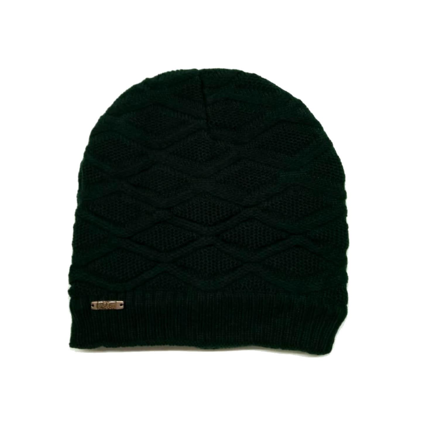 MNC JCR-GREEN MEN WINTER CAP