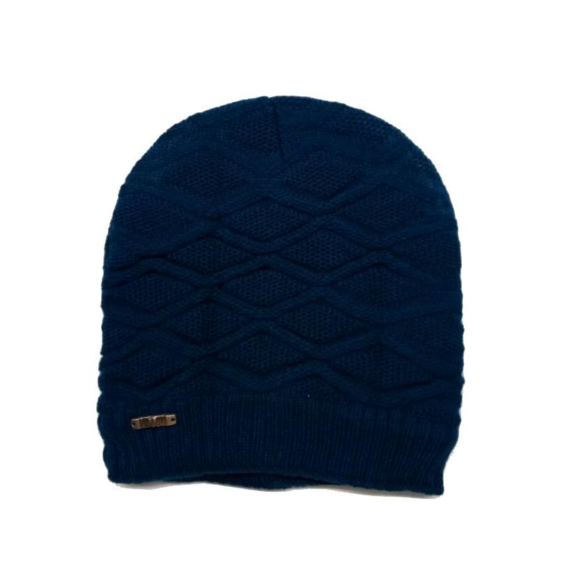 MNC JCR-BLUE MEN WINTER CAP