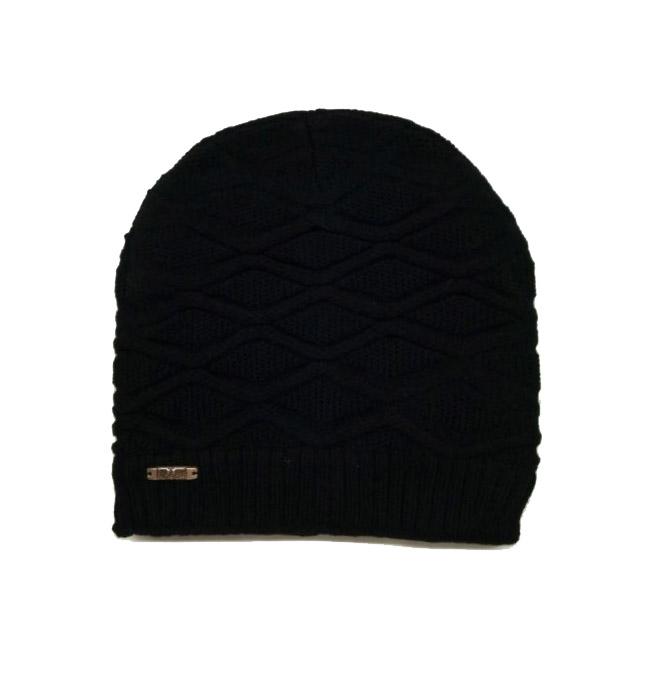 MNC JCR-BLACK MEN WINTER CAP
