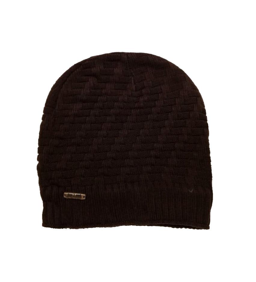 MNC CORAL 02-BROWN MEN WINTER CAP