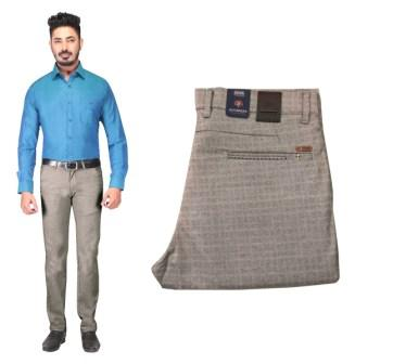 UTD OCT D 121 2019-COFFEE MEN CASUAL TROUSER