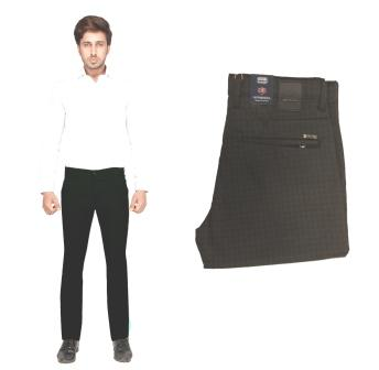 UTD NOV CM-1144 2019-COFFEE MEN CASUAL TROUSER
