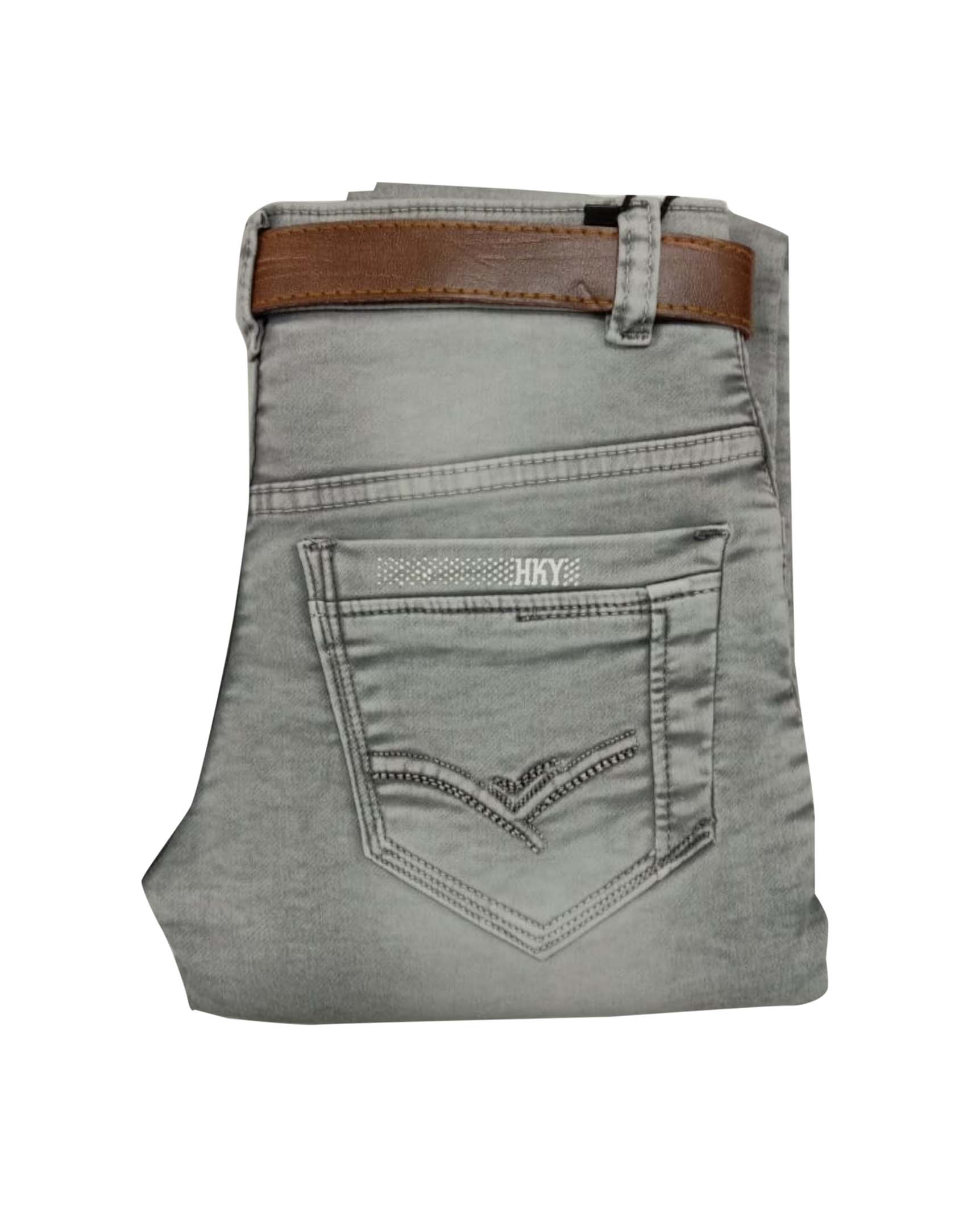 RI JAN 3550 2020-GRAY-KIDS DENIM JEANS