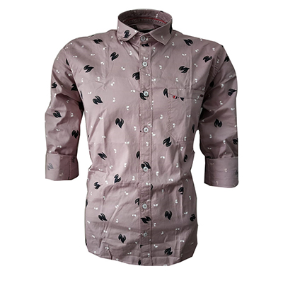 NC FEB J 721 2020-PEACH MENS CASUAL SHIRT