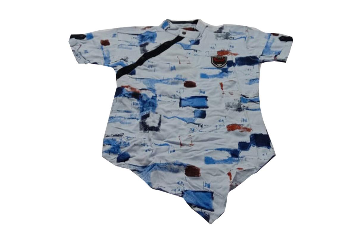 KIDS H-S SHIRT NS MAR 1435 01 2020 SKY BLUE
