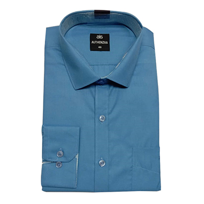 MN FORMAL SHIRT MFS BG MARCH 01 2020 TURQUOISE BLUE