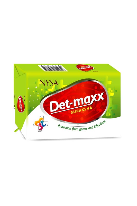 Det-Mx Soap