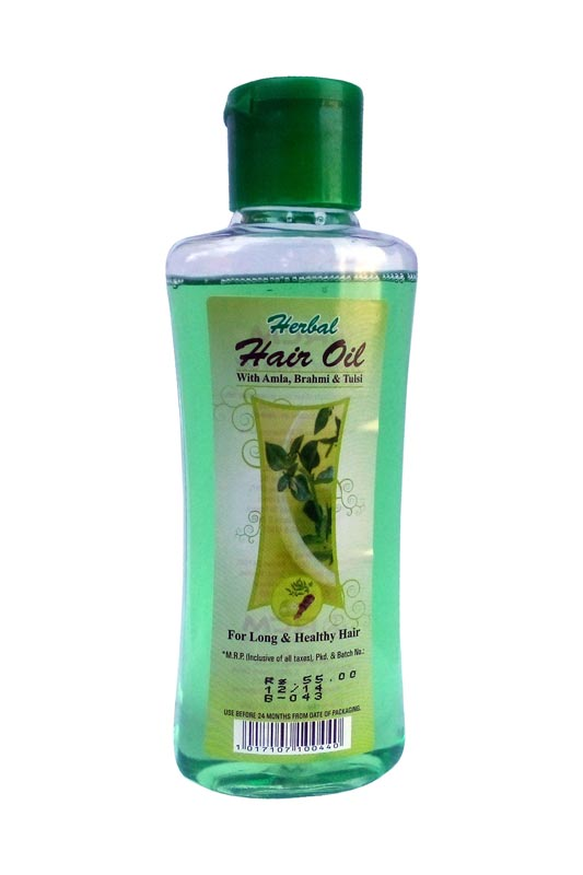 HERBAL HAIR OIL(150ml)