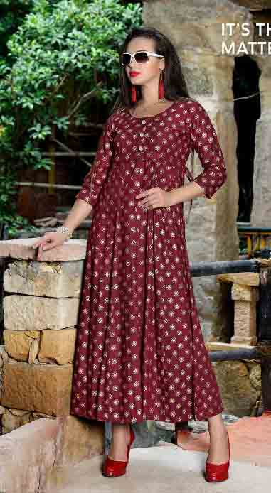 SMC YASHVI 01-D NO 2 STYLISH WOMEN KURTY